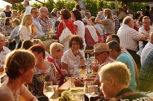 Hoffest im Weingut Dessoy