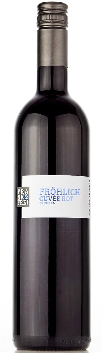 2017er Frank & Frei Rotwein-Cuvee trocken