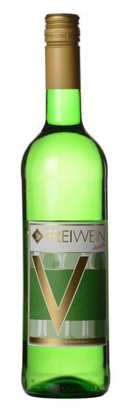 V alkoholfreier Wein vom Grünen Veltliner
