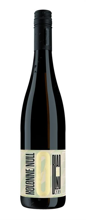 Kolonne Null Burgunder Cuvée Weißwein