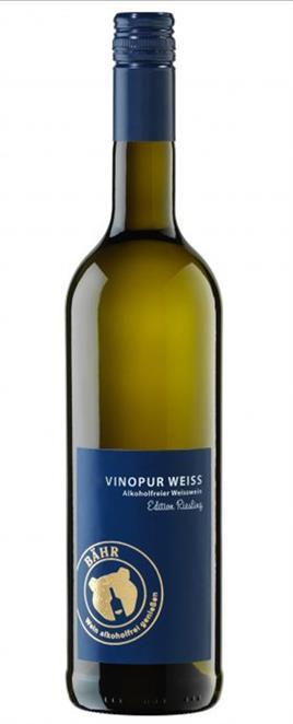 VINOPUR weiss Edition Muscat - alkoholfreier Wein  Kopie